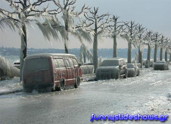 Χειμωνιάτικες Εικόνες
